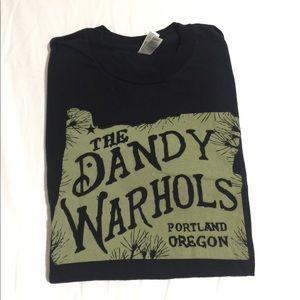 Dandy Warhols Band Shirt